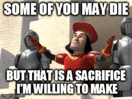 But Did You Die Meme - lord farquaad know your meme