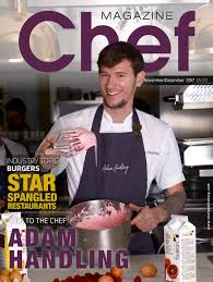 Children Cook Own Meals In Classroom Londonderry News by Chef Magazine November December 2017 By Chef Magazine Issuu