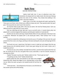 carly the canary passage 1 pinterest reading comprehension