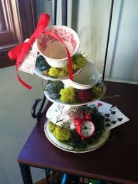 Mad Hatter Tea Party Centerpieces by Alice In Wonderland Mad Hatter Tea Party Great Party Ideas