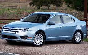 ford 2010 fusion recalls 2010 ford fusion hybrid verdict motor trend