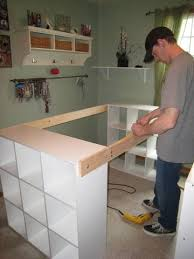 counter height craft table do it yourself white craft desk modern of amazing counter height