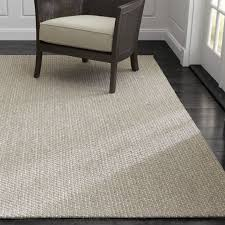 What Is A Rug Pad Voight Wool Blend Rug Crate And Barrel