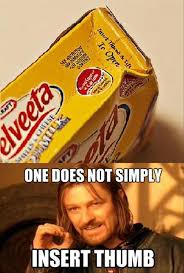 one does not simply meme dump a day