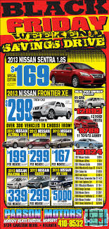 black friday sales events instant events automotive advertising