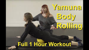 Exercise Upside Down Chair Upside Down Pilates Yamuna Body Rolling Full 1 Hour Workout