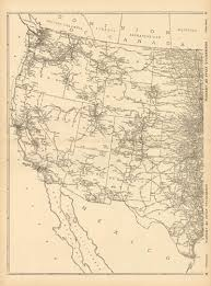 mileage map black and white mileage map of united states