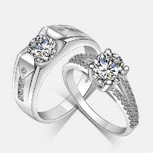 zircon engagement rings wedding 925 sterling silver zircon engagement rings
