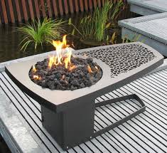 Firepit Coffee Table Pit Table Doubles As A Coffee Table And Is One For All
