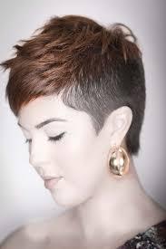 long choppy haircuts with side shaved short pixie choppy haircut hairstyles hair photo com