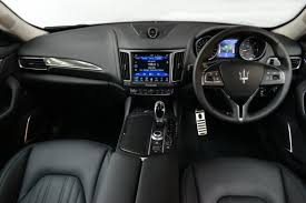maserati inside 2016 2017 maserati levante review practical motoring