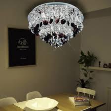 Crystal Chandeliers For Bedrooms Buy 80 40 Cm Minimalist Living Room Lamp Crystal Chandelier