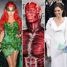 Poison Ivy Womens Halloween Costumes Famous Women Celebrate Halloween Scary Style Famous
