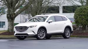 mazda cx 9 2017 mazda cx 9 grand touring review autonation youtube