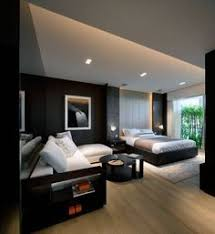 STYLISH MASCULINE BEDROOMS Comfort Zone Olympus Digital - Contemporary interior design bedroom