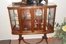 Antique Corner Curio Cabinet Furniture Curio Cabinets For Sale Corner Curio Cabinet Large