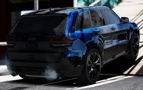 blue jeep grand cherokee 2016 2014 jeep grand cherokee srt gta5 mods com