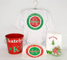 my first christmas mini bucket gift set baby be hip
