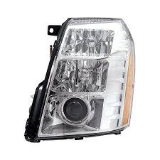 cadillac escalade headlights replace cadillac escalade with factory hid xenon headlights
