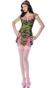 pin up girl costume pin up camo cutie women s costume army camouflage costume