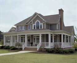 southern style floor plans southern style homes with wrap around porch modern 27 country
