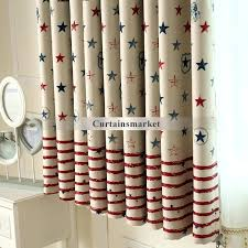 Nursery Blackout Curtains Uk Baby Room Curtains Striped And Patterns Nursery Blackout