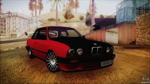 Bmw M3 E30 - bmw m3 e30 coupe drift for gta san andreas