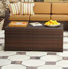 outdoor coffee table with storage coffee tables ideas striking outdoor coffee table with storage for