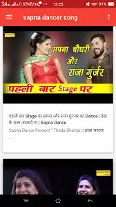 sapna dancer videos 2018 android apps on google play