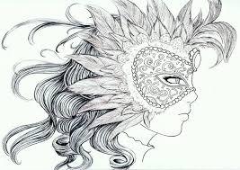 hd wallpapers masquerade masks coloring pages 3ddesktoplovefdesktop cf