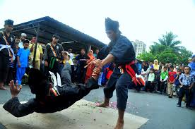 file silat malay wedding jpg wikimedia commons