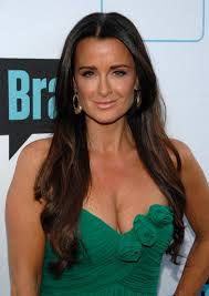 kyle richards hair extensions kyle richards in bravo media s 2011 upfront presentation kyle