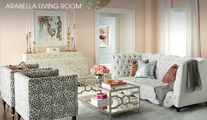 Horchow Home Decor Arabella Shop Our Living Rooms At Horchow Home Living Room