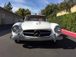 mercedes for sale by owner 1961 mercedes sl class car by owner coarsegold ca