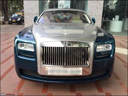 roll royce grey rolls royce ghost in mumbai page 14 team bhp