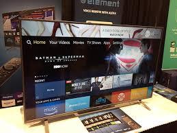 amazon element tv black friday amazon alexa voice control comes to 4k tvs at ces 2017 what hi fi
