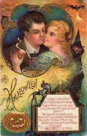 17 best halloween postcards romantic images on pinterest