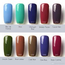 blooming colors gelish polish uv nail gel polish soak off uv