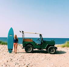 Jeep Girls Jeep Stuff Pinterest Surf Jeeps And Beach