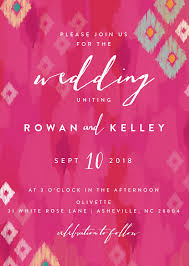 K He Pink 30 New Invitation Designs From Minted That You Will Love A