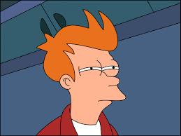 Futurama Meme Generator - futurama fry blank hd blank template imgflip