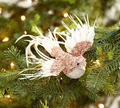 flying bird clip ornament pottery barn