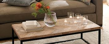 Style A Coffee Table How To Style A Coffee Table Crate And Barrel