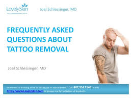 tattoo removal frequently asked questions joel schlessinger md faq tattoo removal