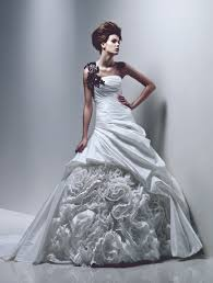 haunt couture halloween themed wedding dresses parvani vida