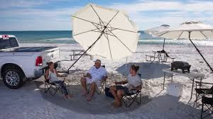 Windproof Patio Umbrella Best Outdoor Patio And Portable Umbrella Wind Resistant