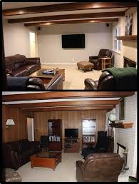 wood paneling makeover ideas top 25 ideas about wood paneling makeover on pinterest paneling