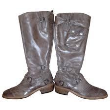 cheap leather biker boots online belstaff women u0027s leather biker boots beige 22677888 cheap