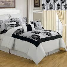 madison bedroom set lavish home madison white 24 piece queen comforter set 66 00011