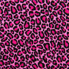 Pink Cheetah Print Curtains Pink Fabric With Leopard Pattern By Timeless Treasures Usa Paper